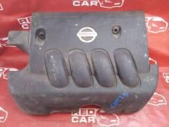 Декоративная крышка двс Nissan Serena CNC25 MR20