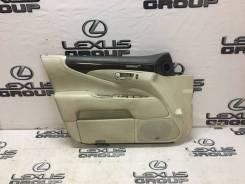 Обшивка двери Lexus Ls460L 2008 [6762050511A0] USF40L 1Urfse, передняя левая