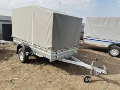 Прицеп МЗСА 817703 с тентом (кузов 1,51* 2,73 м)