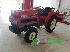 Японский бу трактор Yanmar FF205