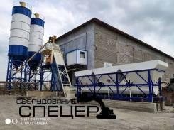 Бетонный завод HZS25 (25 м3/ч)