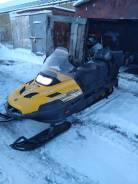 BRP Ski-Doo Skandic SWT, 2009