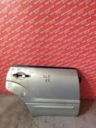 Дверь задняя правая (железо) Subaru Forester SG5 КД 177 2004