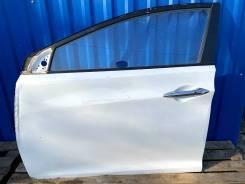 Дверь Hyundai Elantra 2011 [760033X000] V 1.6 G4FD, передняя левая
