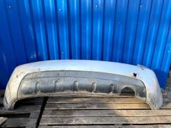 Бампер Kia Carens 2011 [866111D000] 2 1.6 G4FC, задний