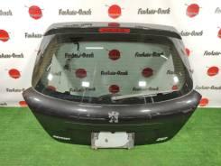 Дверь 5-я Peugeot 207 2010 WA