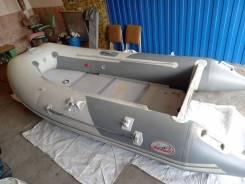 Продам лодку ПВХ Badger FL300 в комплекте с 4-х т. мотором Тahatsu MPS