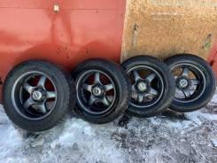 Продам комплект колёс на японском литье Bradley