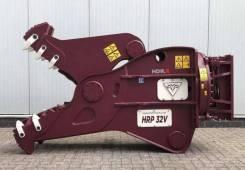 Гидроножницы Hydraram HRP-26V для измельчения бетона