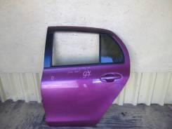 Дверь Toyota VITZ NCP95 SCP90 KSP90 NCP91 2NZFE 2SZFE 1KRFE 1NZFE, левая задняя