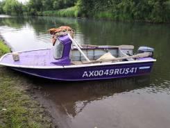 Продам моторную лодку Воронеж!