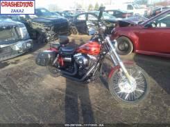 Harley-Davidson Dyna Wide Glide FXDWG, 2012