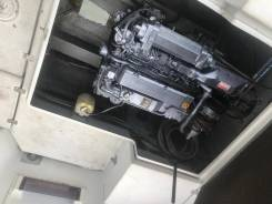 Двигатель в сборе Yanmar 4LH-HTZ