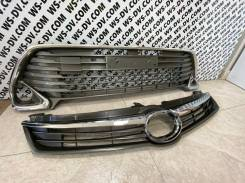 Решетки штатные (радиатора и в бампер) для Toyota Camry XV55 2014-2017