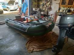 Продам лодку сузумар