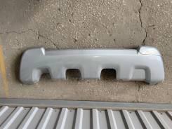 Накладка заднего бампера Renault Duster 2012> [850708833R]