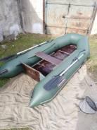 Лодка ПХВ