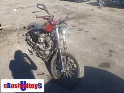 Harley-Davidson Sportster Iron 883 XL883N 23343, 2012
