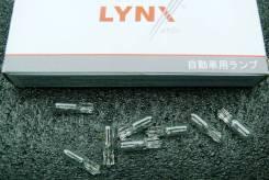 Лампа дополнительного освещения LYNX L13402 (T5) W1.2W 12V