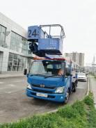 Услуги Автовышки 24м