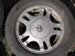 Литые диски 15 5x114.3 Toyota Camry, Crown, Vista, Windom