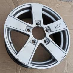 Новые литые диски Carwel на Ниву, Шевроле Ниву R16