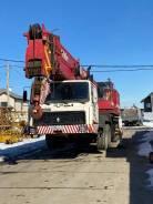 Услуги автокрана 100 тонн