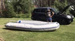 Продам лодку Солар-450