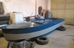 Продам моторную лодку казанка