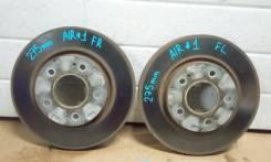 Диски тормозные передние 275мм (пара) Mitsubishi Airtrek CU4W #1