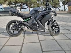 Kawasaki Ninja 650R, 2015