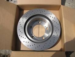 Перфорированные тормозные диски Brembo Land Cruiser 200 TLC200 LX570