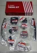 Комплект для замены цепи грм QR20DE (9 деталей)/ Nissan AD, WRY11/Avenir, RNW11/Bassara, JTU30, JTNU30/Bluebird Sylphy, TG10/Cima, GF50, GNF50/Fuga, GY50/Infiniti FX45/35/Infiniti M35/45/Liberty, RNM12, RM12/Murano, TZ50/Prairie, RNM12, RM12/Presage...