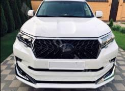 Решетка радиатора TRD для Toyota Land Cruiser Prado 150 2018-2021