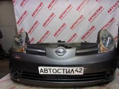 Nose cut Nissan NOTE 2005 [25967]