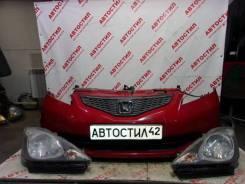 Nose cut Honda FIT 2007 [25982]