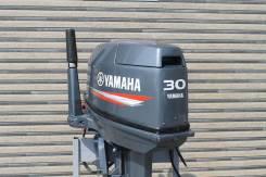 ПЛМ Yamaha 30 HWH румпельно-дистанционный, электростартер