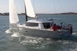 Парусная яхта Moody 45 Decksaloon
