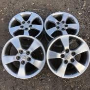 Диски темный хром Toyota 16x6 5x114,3 et50