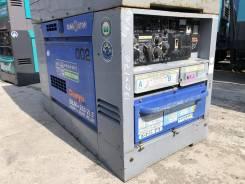 Новинка! Сварочный генератор Denyo DLW200X2LS. 340 ампер. 220 вольт