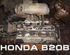 Двигатель Honda B20B контрактный   Установка Гарантия