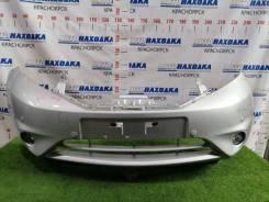 Бампер Nissan Note 2012-2016 [620223VA0H] E12 HR12DE, передний