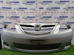 Бампер Mazda Mpv 2003-2006 LW3W L3-DE, передний