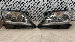 Передняя оптика штатная белая для Lexus LX 570 2012-2015