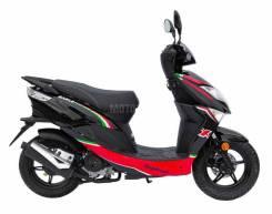 Скутер Regulmoto (Регулмото) Eagle 50 (LJ80QT-3L) R12