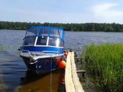 Продаётся моторная лодка Quintrex 475