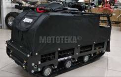 Мотобуксировщик Щукарь М 20 (передний привод, вариатор Сафари)