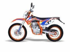 Мотоцикл MotoLand (Мотолэнд) WRX250 KT с ПТС