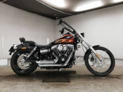 Мотоцикл Harley-Davidson DYNA WIDE Glide 1580