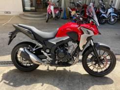 Мотоцикл Honda 400X